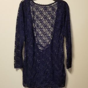 Tops - Lacy plus top